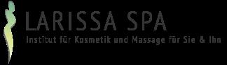 Larissa Spa Basel Logo